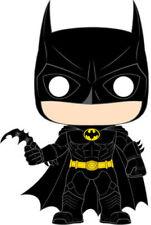 Batman 80th - Batman (1989) - Funko Pop! Heroes: (2019, Toy NUEVO)