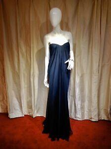 Alexander McQueen green chiffon gown, festive Ball, Red Carpet 8/40
