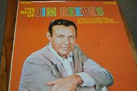 JIM REEVES    GOLDEN RECORDS   LP      RCA VICTOR    INTS 1070  1970
