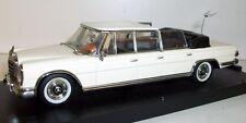 Vitesse 1/43 Scale - L063A Mercedes Benz 600 Landaulet white