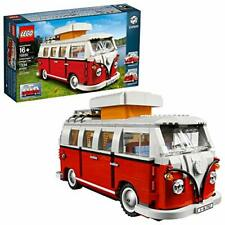 LEGO Creator Expert Volkswagen T1 Camper Van 10220 Construction Set, 1334 Pieces