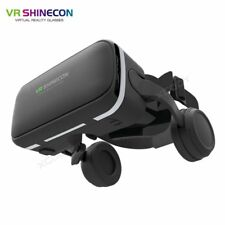 VR Shinecon 6.0 3D Glasses Virtual Reality Headset With earphone for Smartphone