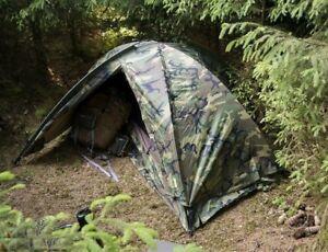 EUREKA Tcop Combat Wcp woodland camouflage Outdoor Wilderness Camping camo Zelt