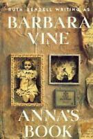 Anna's Book by Vine, Barbara