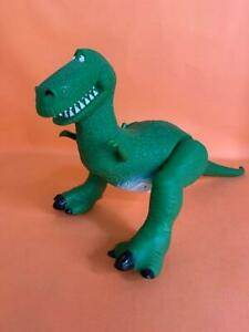 Disney Toy Story TALKING Rex Deluxe Figure. Articulated Body from Japan