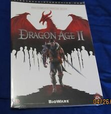 PS3 - Dragon Age II 2 ~ Brand New Factory Sealed Strategy Guide by Piggyback