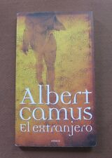 EL EXTRANJERO by Albert Camus - PB 2006 FINE - Spanish the stranger