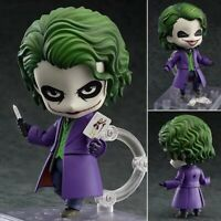 THE JOKER Action Figure Dark Knight Supervillain Movable Model Doll Toys Collect