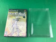 .hack//G.U. Vol. 3: Redemption (PlayStation 2) *BRAND NEW - W/ PROTECTIVE CASE
