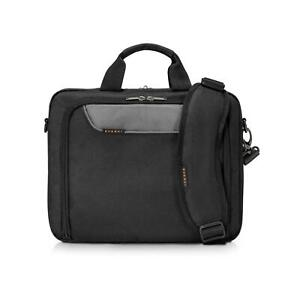 "Everki 14.1"" Advance Compact Slim Briefcase Lightweight Laptop Bag Notebook Case"