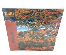 Alpine Villiage Jigsaw Puzzle 1500pc Springbok 1JIG15476