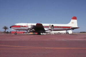 Original 35 mm Slide Light Aircraft & Vintage Prop N4887C Jun 1990 #P5290