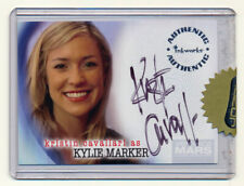 VERONICA MARS KRISTIN CAVALLARI as KYLIE MARKER AUTHENTIC AUTO AUTOGRAPH SEALED!