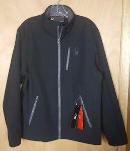 New With Tags Spyder Softshell Jacket size Medium