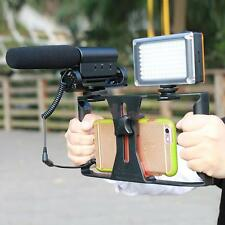 Cellphone Cinema Mount Smartphone Holder Stabilizer Rig for Video Filmmaking