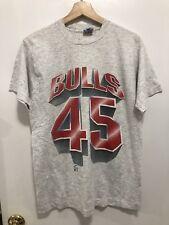 Vintage 1990 Salem Sportswear Michael Jordan Tee Size M Bulls 45 Champions 9407f161d