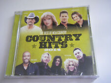 Country Hits 2014 by Various Artists (Universal)