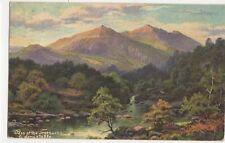 Pass Of The Trossachs 1904 Postcard E Longstaffe  228a