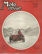 MOTO REVUE N° 964 - 16 DECEMBRE 1949