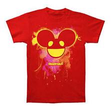 DEADMAUS:DEADMAU5 - Pink Yellow Head:T-shirt - NEW - SMALL ONLY