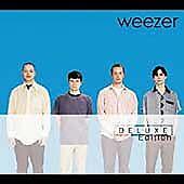 Weezer - (Blue Album,deluxe Edition Cd Freepost In Very Good Condition