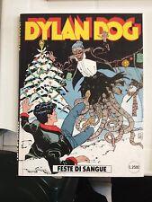 DYLAN DOG N.87 FESTE DI SANGUE  - ORIGINALE  OTTIMO - BONELLI -  SCLAVI
