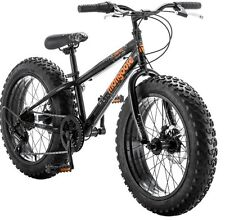 "Mongoose compac fat tire 20"" bmx bike 7 speed mountain bike"
