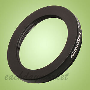 T-mount 42mm to 32mm Stepping Step Down Ring Adapter for Telescope 42-32 42-32m