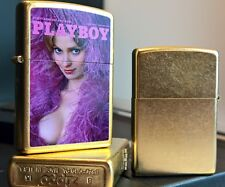 Zippo PLAYBOY xxx/250 Limited Edition GOLDDUST / STREETGOLD