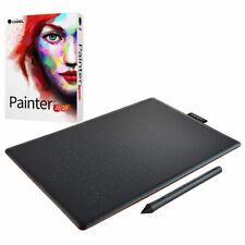 Corel Painter 2020 mit Grafiktablett One by Wacom S