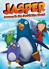 1 CENT DVD Jasper: Journey to the End of the World (Animated)