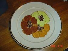Denby Potpourri-Honey Dinner Plates