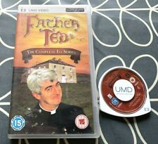 FATHER TED THE COMPLETE 1ST SERIES UMD VIDEO FOR SONY PSP VGC