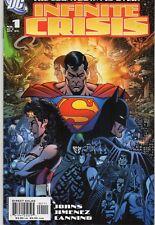 INFINITE CRISIS # 1 Superman Batman Wonder Woman 1st Print 2005 SALE .99