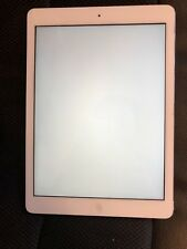 Apple iPad Air 1 16GB, Wi-Fi white / silver wifi only. Please read listing.
