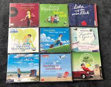 Hörbuch Paket 9 Hörbücher mit Muskelkatergarantie