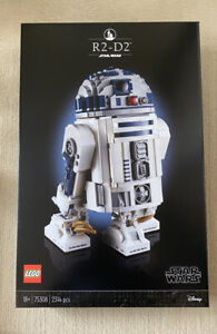LEGO Star Wars R2-D2 Droid 75308 Ultimate Collector Series UCS 05/2021 (BNIB)