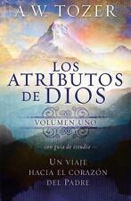 Los Atributos De Dios - Vol. 1 (incluye Guia De Estudio): Un Viaje Al Corazon...