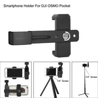 Mobile Phone Fixing Clamp  Holder Mount Bracket For DJI OSMO Pocket Gimbal CH