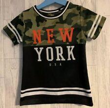 Boys Age 4-5 Years - River Island T Shirt Top