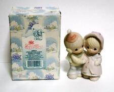 Precious Moments Sugar Town Leon and Evelyn Mae Figurine #529818 in box