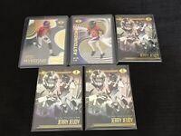 2020 Illusions Football Jerry Jeudy 5 Card Rookie Card Lot! 📈📈Denver Broncos!