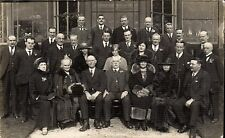 Oldham. Werneth Park Group, March 21st 1925.