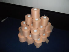 """TAN TRAINERS PRE-WRAP   24 rolls   2/34""""x30yds.  * FIRST QUALITY *"""