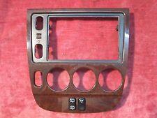 MERCEDES CLASSE M ML w163 mezzi console rivestimento legno Comand CLIMA TOP