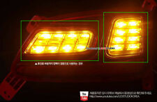 (Fit: Hyundai 2018+ Kona) 2way Rear LED Lamp Light Sequential Turn signal Module