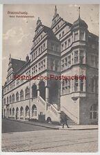 (108484) AK Braunschweig, Neue Handelskammer 1910