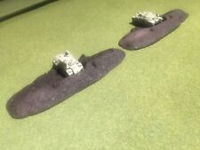 1/100th (15mm) WWII Vehicle Entrenchment set.