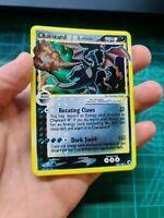 Handmade Goldstar Charizard Glurak Proxy Pokemon Card in Silver Holo