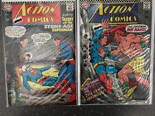 Action Comics #350-351, DC Comics, Superman, 1st App. of Zha-Vam